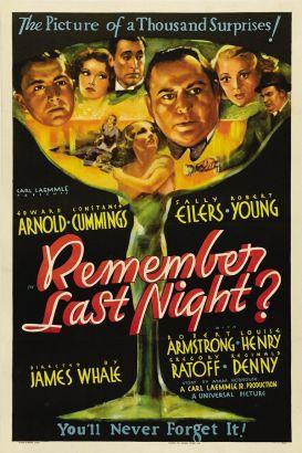 Remember Last Night