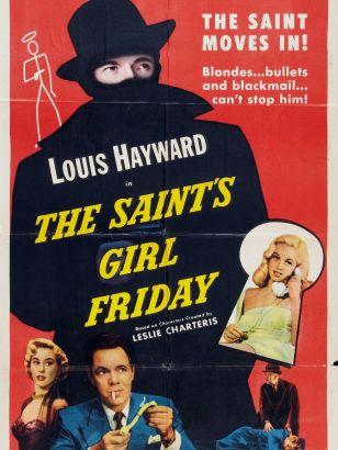 The Saint's Girl Friday