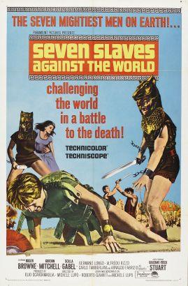 Seven Slaves Against the World