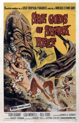 She-Gods of Shark Reef