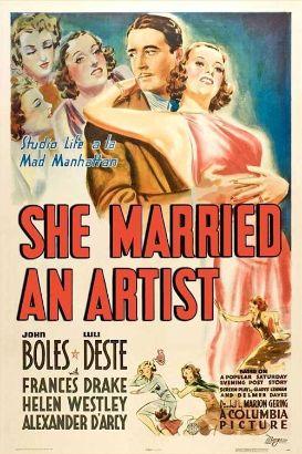 She Married an Artist