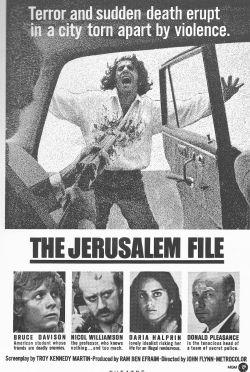 The Jerusalem File