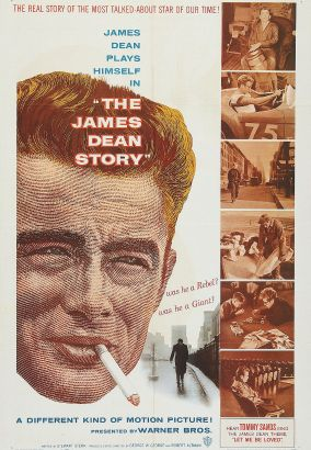 The James Dean Story