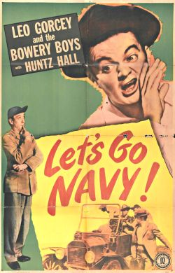 Let's Go Navy!