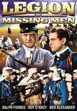Legion of Missing Men