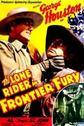 The Lone Rider in Frontier Fury