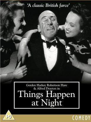 Things Happen at Night