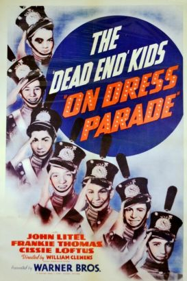 The Dead End Kids on Dress Parade