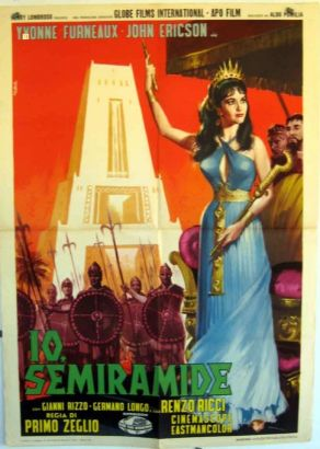 Slave Girl of Babylon