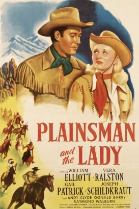 The Plainsman and the Lady