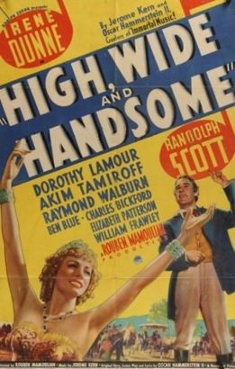High, Wide and Handsome