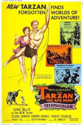 Tarzan, the Ape Man