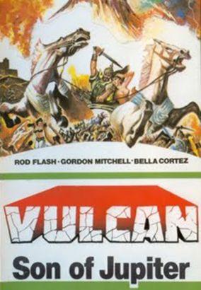 Vulcan, God of Fire