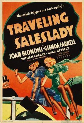 The Traveling Saleslady