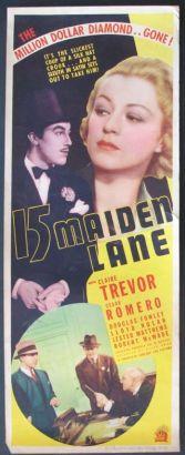 15 Maiden Lane