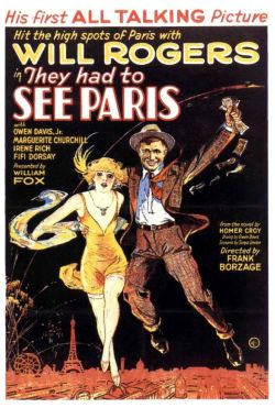 They Had to See Paris