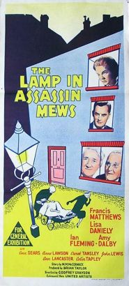 The Lamp in Assassin Mews