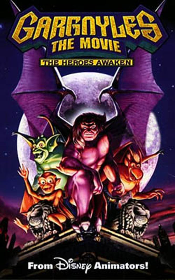 Gargoyles The Movie: The Heroes Awaken - GargWiki