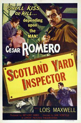 Scotland Yard Inspector