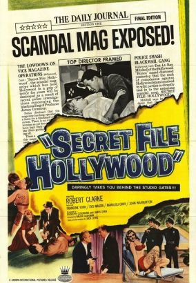Secret File of Hollywood