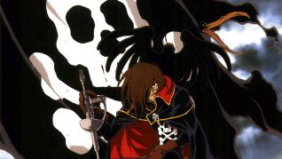 Space Pirate Captain Harlock [Anime Series]