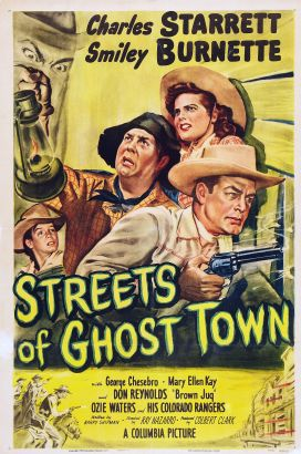Streets of Ghost Town