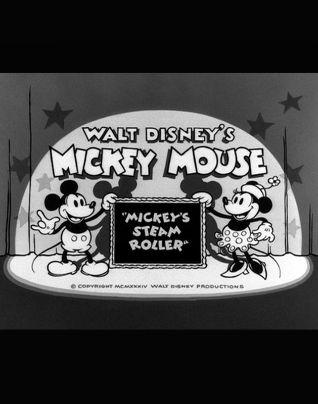 Mickey's Steamroller