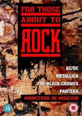 For Those About to Rock: Monsters in Moscow