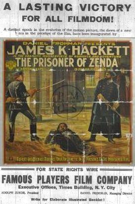 The Prisoner of Zenda Summary
