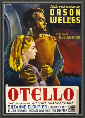 Filming 'Othello'