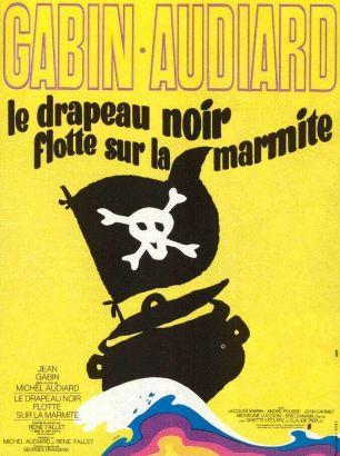 Le Drapeau Noir Flotte sur la Marmite