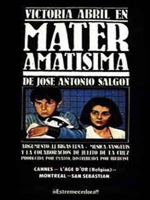 Mater Amatisima