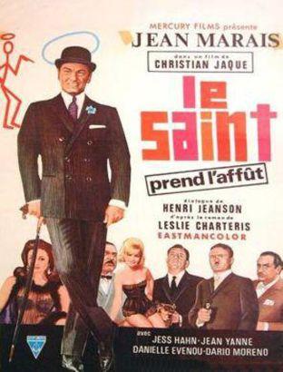 Le Saint Prend L'Affut