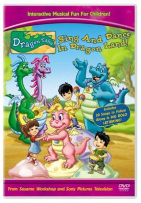Dragon Tales: Sing and Dance in Dragonland