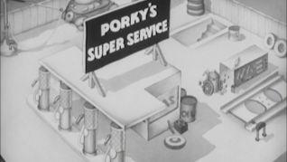 Porky's Super Service