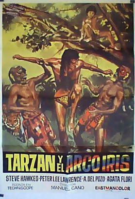 Tarzan Y El Arco Iris