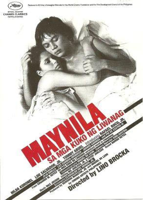 Maynila, Sa Mga Kuko Ng Liwanag