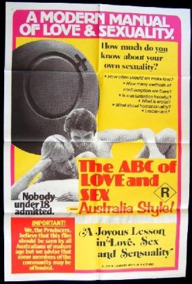 The ABC's of Love and Sex, Australia Style
