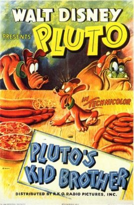 Pluto's Kid Brother