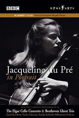 Jacqueline du Pré in Portrait