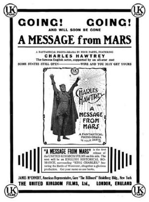 A Message from Mars