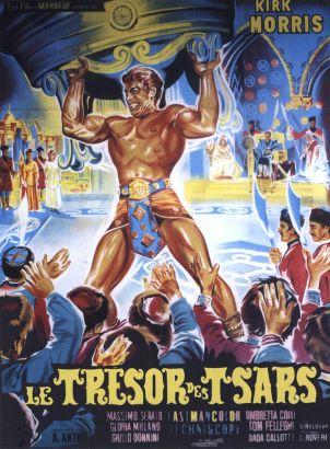 Samson vs. the Giant King