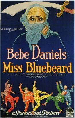 Miss Bluebeard