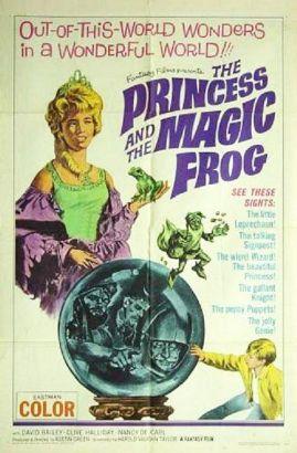 The Princess and the Magic Frog
