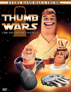 Thumb Wars: The Phantom Cuticle