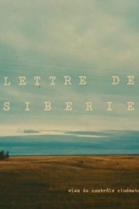 Lettre de Siberie