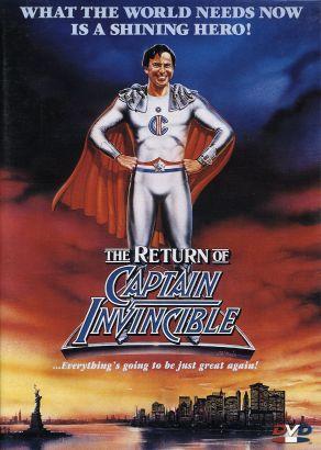The Return of Captain Invincible