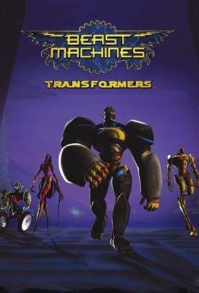 Beast Machines Transformers [Anime TV Series]
