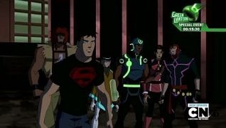 Young Justice: Disordered