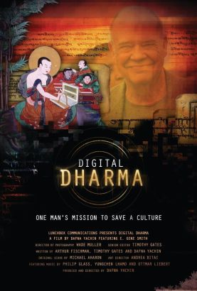 Digital Dharma: One Man's Mission to Save a Culture